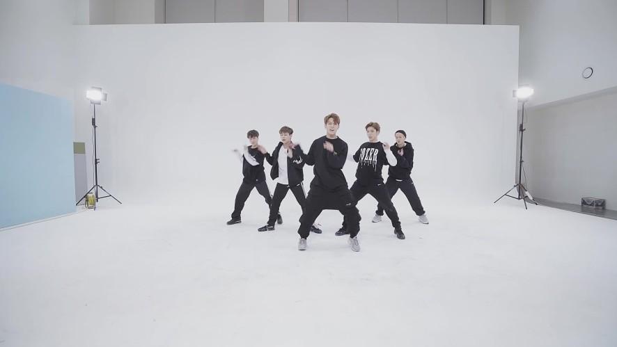 임팩트[IMFACT] _ 빛나(The Light) 안무 영상 (Dance Practice) 교차편집 Ver