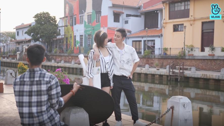 [Thanh Duy] Hậu trường quay MV Người lạ thân quen