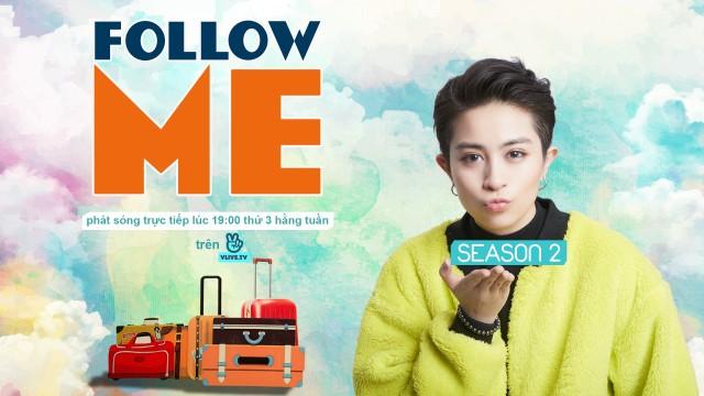 Follow Me - Miu Lê và Duy Khánh đã lầy lội tại Hàn Quốc như thế nào