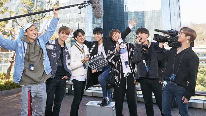 <자체제작 iKON TV> 제작발표회 LIVE