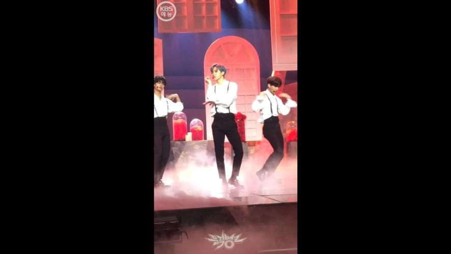 [뮤직뱅크 직캠 180420] 빅스_홍빈 / 향 [VIXX_HONG BIN / SCENTIST / Music Bank / Fan Cam ver.]