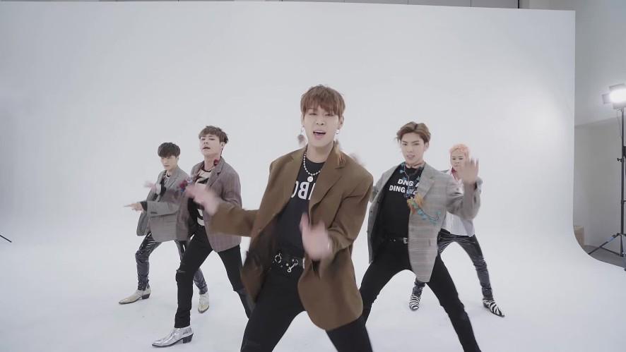 임팩트[IMFACT] _ 빛나(The Light) 안무 영상 (Dance Practice) MOVING Ver