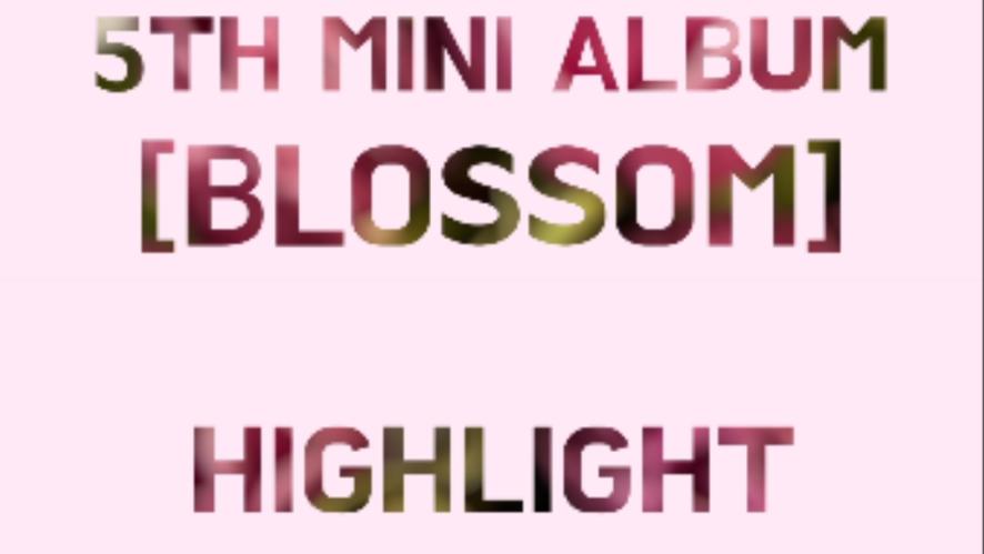 SNUPER(스누퍼) 'BLOSSOM' Highlight Medley