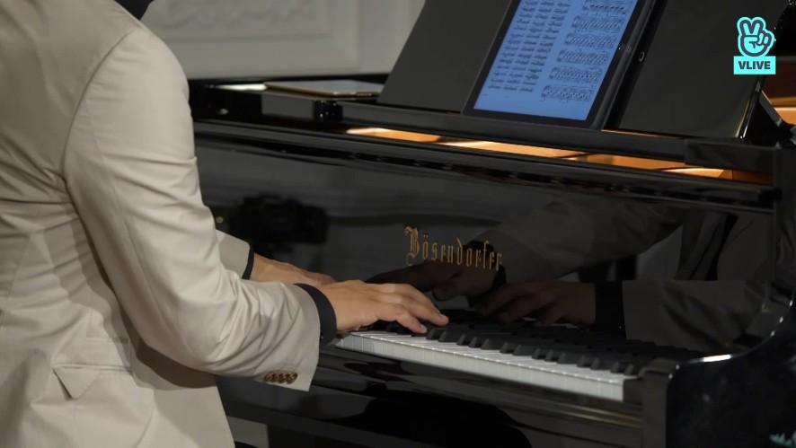 [V살롱] 김정원-멘델스존 '무언가'  Mendelssohn: Lieder ohne Worte. Op.19, Ni.1 in E