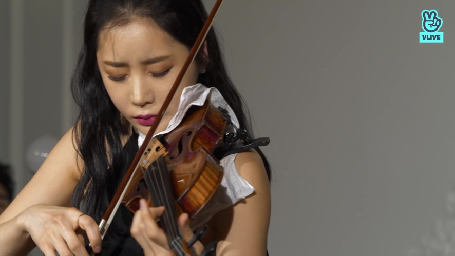 [V살롱]신지아, 그리그 : 바이올린 소나타 3번 1&2악장 E.Grieg : Violin Sonata No.3, Op.45 1&2 mov