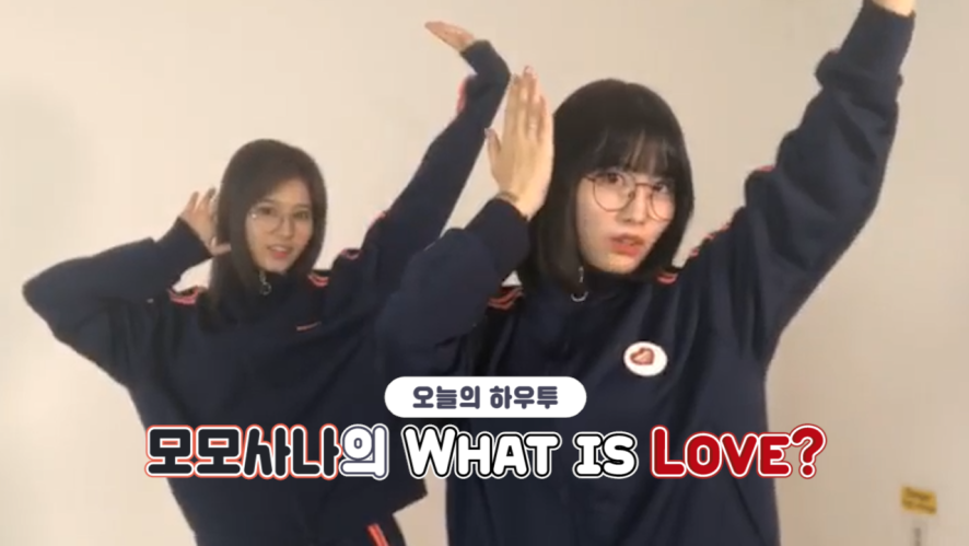 [V PICK! HOW TO in V] 모모사나의 What is Love❓(HOW TO DANCE MOMO&SANA's What is Love)