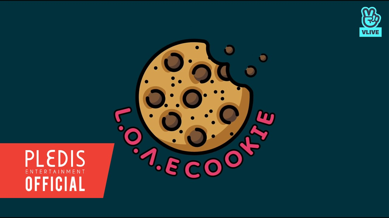 [V ONLY] L.O.Λ.E COOKIE #02 - 뉴블이 아가를 만났을때