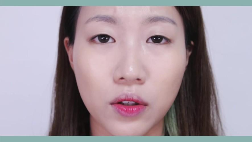 #무쌍 또랑또랑 강아지상 메이크업 (+에뛰드 피치팜 활용)  Dog-like make up for monolids
