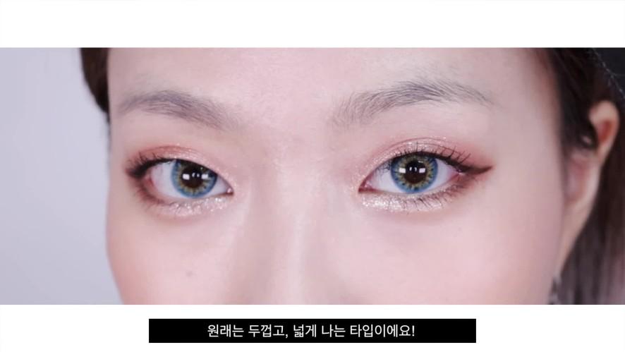 ✨떠먹여주는 팁 #4 : 아치형 눈썹 다듬는 법 & 그리기 (with 나무젓가락?)  How draw and shape an arched brow