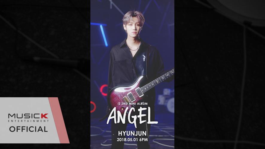 아이즈(IZ)_ANGEL Moving Poster HYUNJUN
