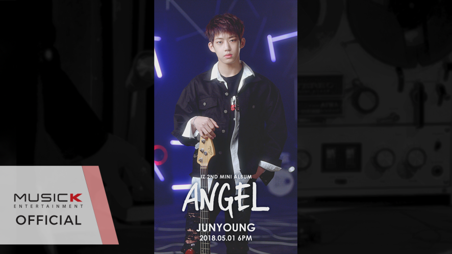 아이즈(IZ)_ANGEL Moving Poster JUNYOUNG