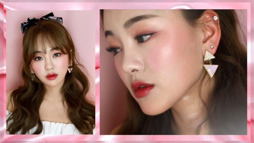 [4월 신상편] 인스타그램 봄 메이크업 Instagram spring makeup