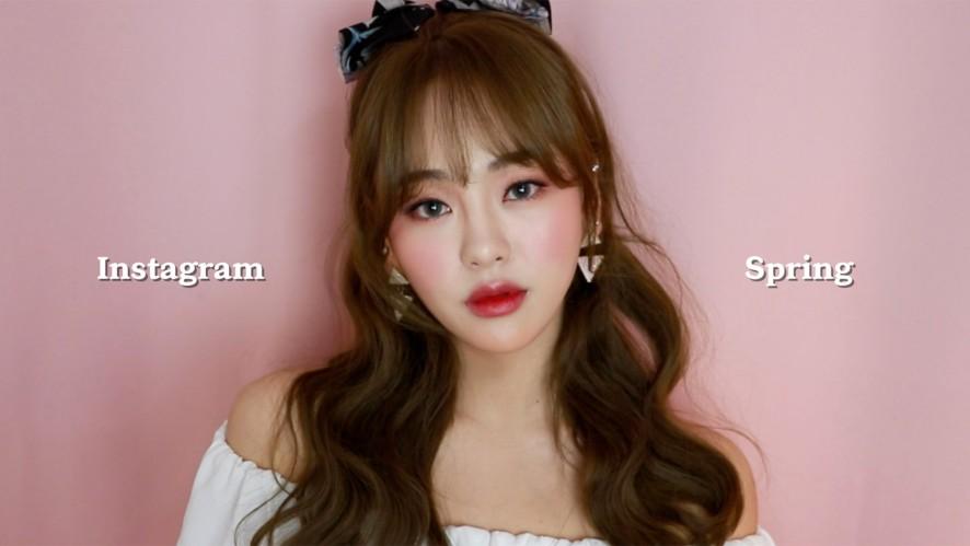[3월 신상편] 인어공주st 글리터 메이크업 Mermaid glitter makeup