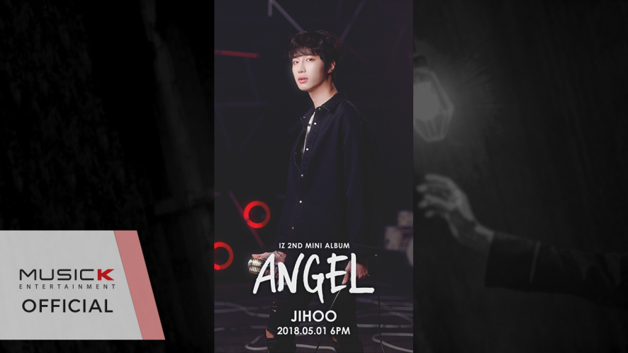 아이즈(IZ)_ANGEL Moving Poster JIHOO
