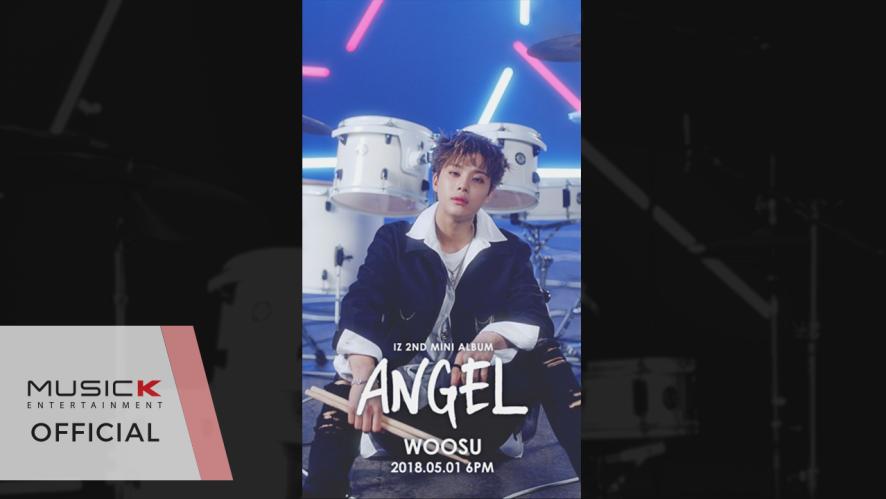 아이즈(IZ)_ANGEL Moving Poster WOOSU