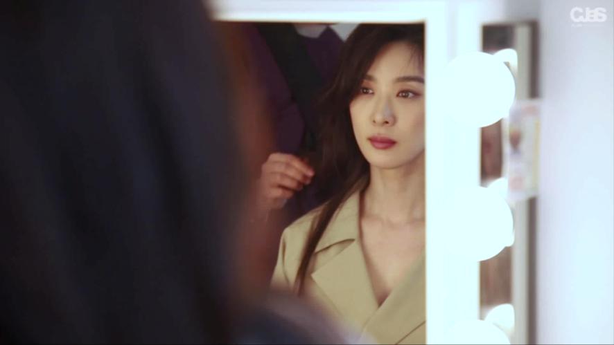 [이청아]미니X마리끌레르 화보 촬영 현장 공개