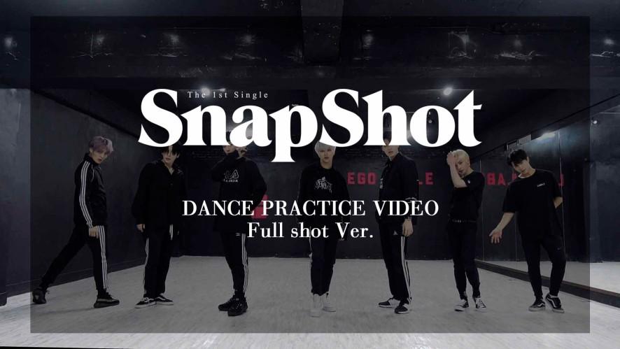 IN2IT - SnapShot DANCE PRACTICE VIDEO (Full shot Ver.)