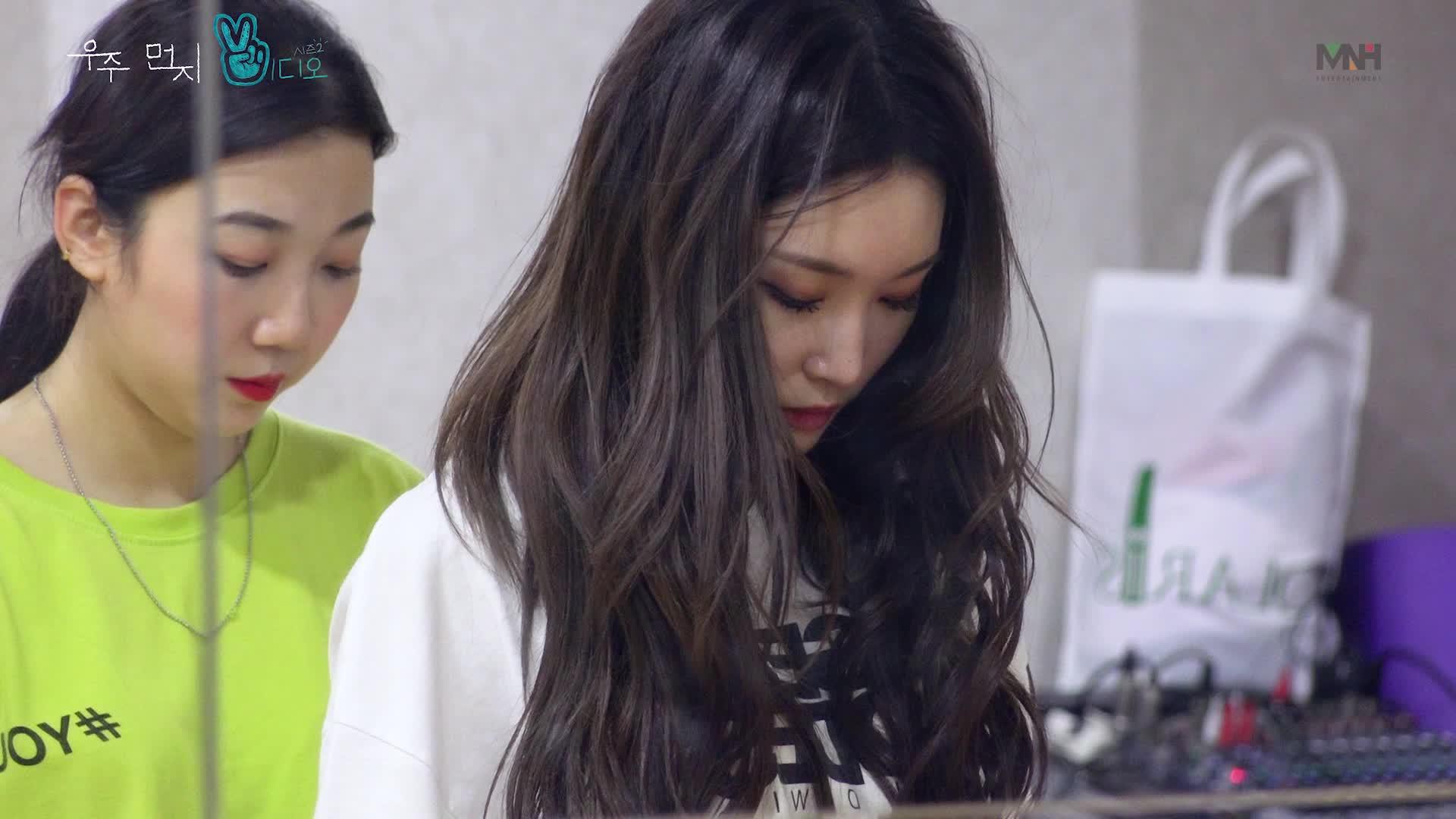 [C.D.V.시즌2] 우주먼지비디오 28편 - 불후의 명곡 (스페셜러닝타임)