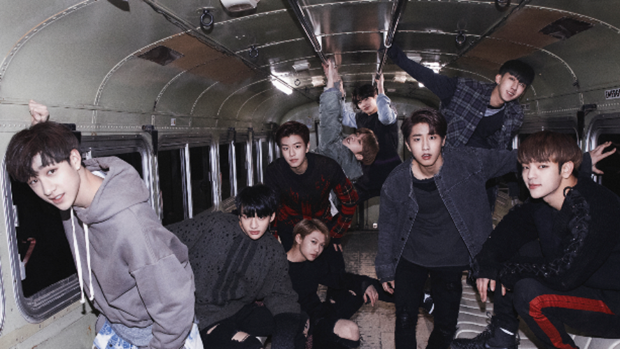 Stray Kids UNVEIL [Op. 01 : I am NOT]