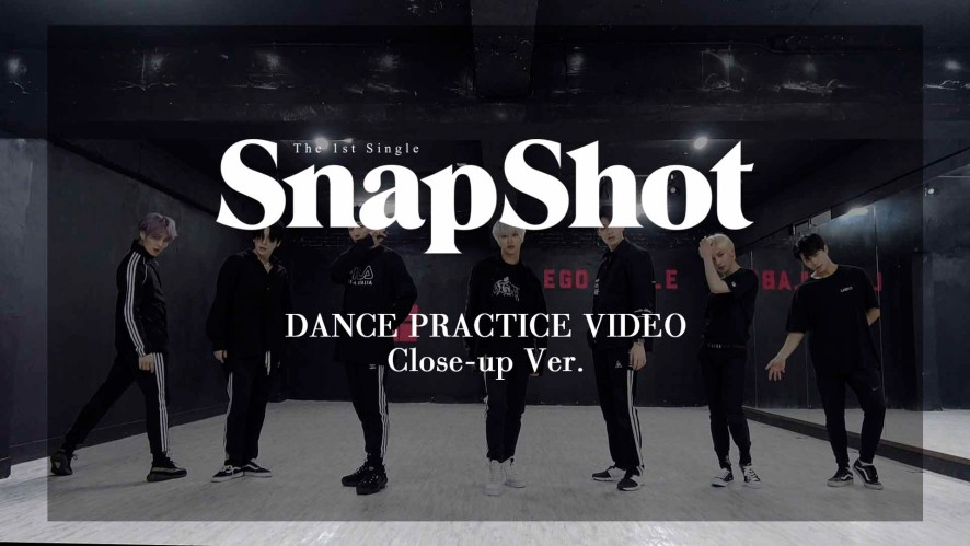 IN2IT - SnapShot DANCE PRACTICE VIDEO (Close-up Ver.)