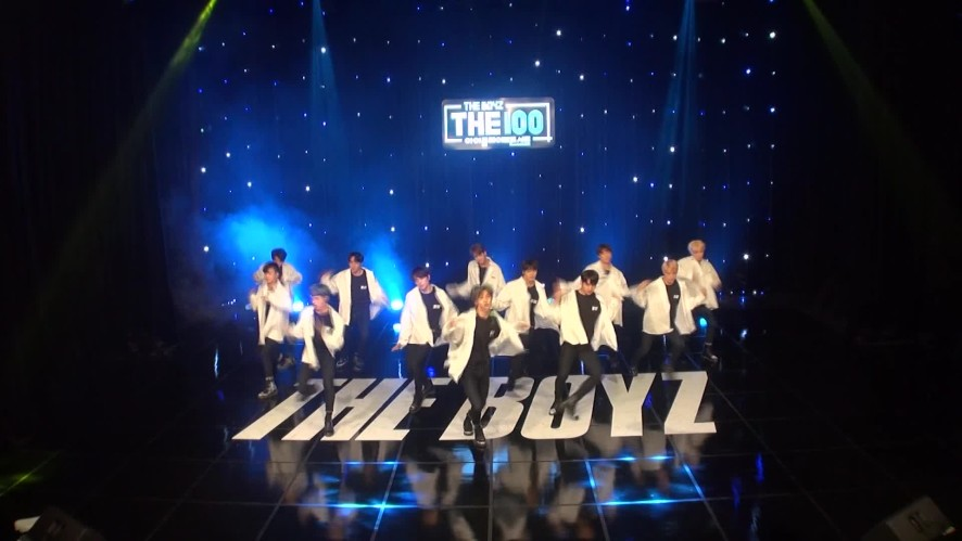 [THE100] THE BOYZ - In The Stars (Dance) Full Cam of Mini Concert