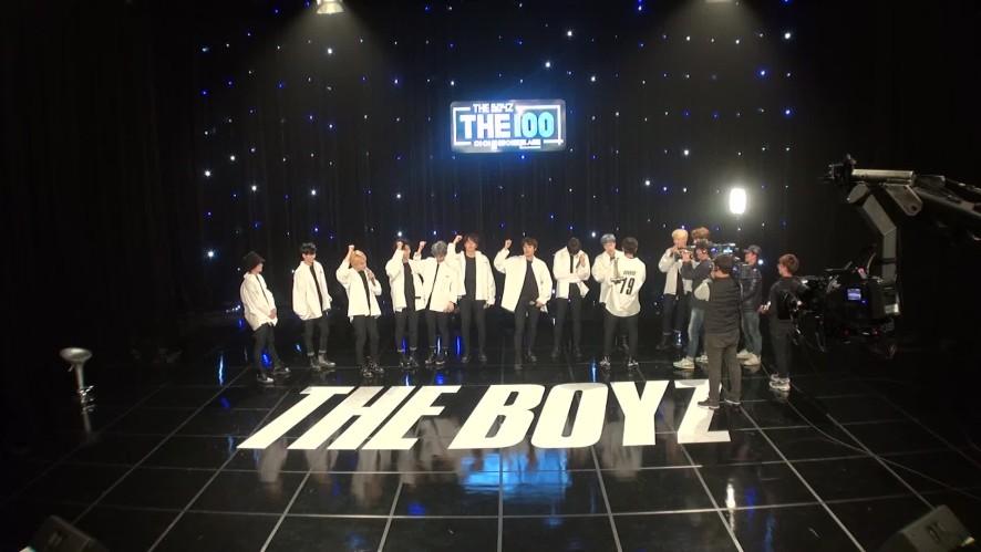 [THE100] THE BOYZ - Show me The Boyz Full Cam of Mini Concert