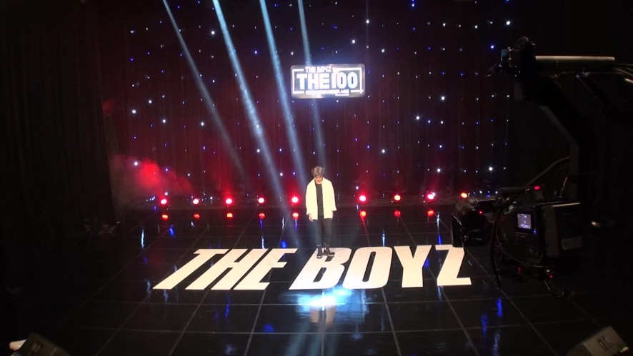 [THE100] THE BOYZ - Don't Let Me Down (Dance) Full Cam of Mini Concert