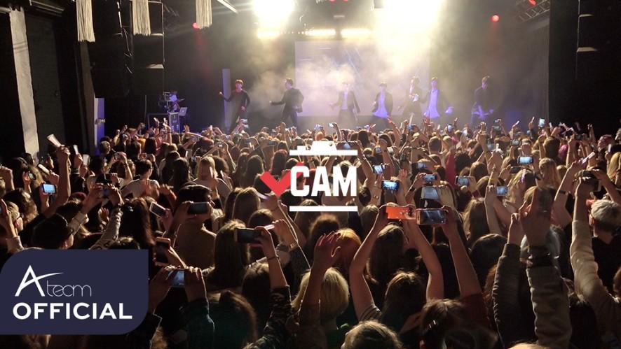 VCAM(브이캠) EP.34_VAV 2018 MEET&GREET IN EUROPE #GERMANY