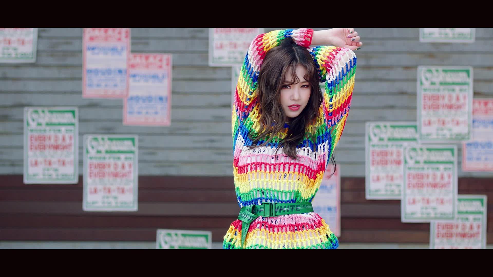 (여자)아이들 - 'LATATA' M/V teaser