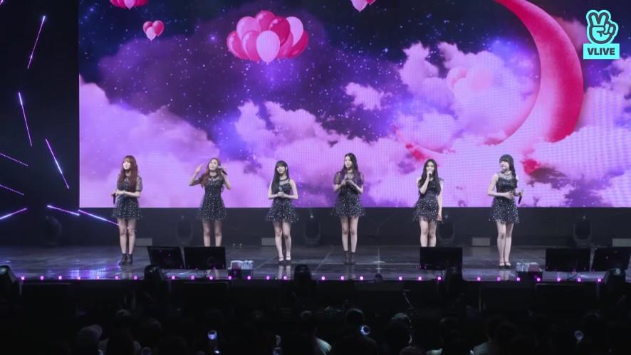 [Encore/앵콜] 여자친구 6th 미니앨범 쇼케이스 - Moon night express 241 앵콜 무대