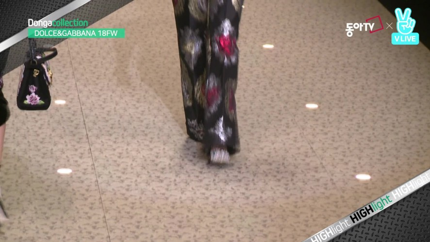 [StyLive] 돌체앤가바나 Dolce&Gabbana 18FW