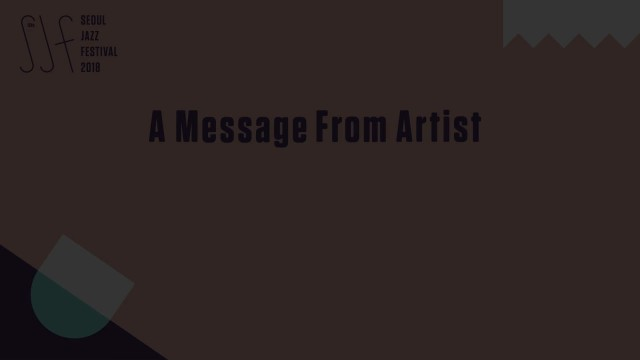 [SJF18 A Message From Artist] 곽진언