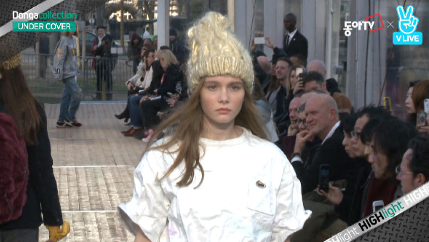 [StyLive] 언더커버 Under Cover 18FW