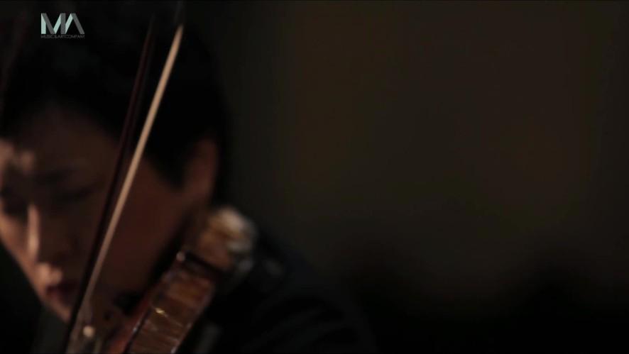 정경화 바흐 파르티타 2번 중 샤콘느 KyungWha Chung plays Chaconne from Partita No 2 in d minor, BWV1004