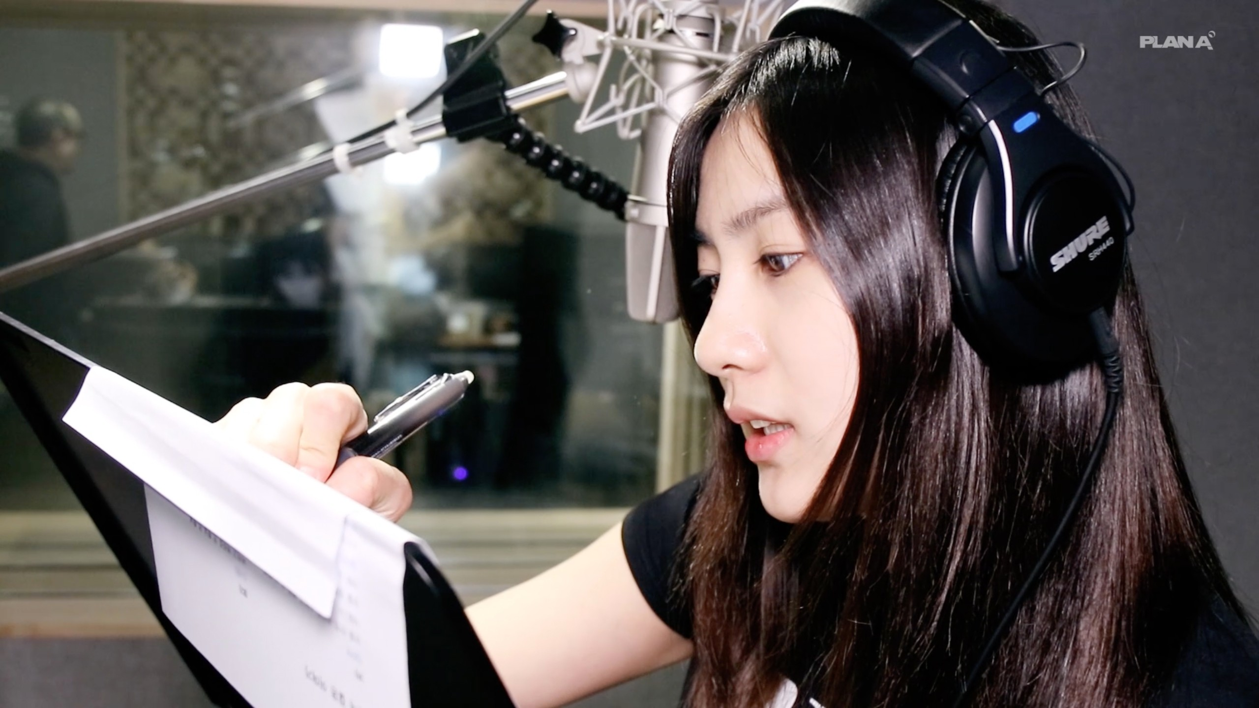 Apink Special Single '기적 같은 이야기' Recording making film