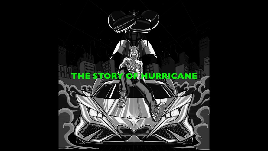 Sway D - The Story of Hurricane (Instrumental Snippets)