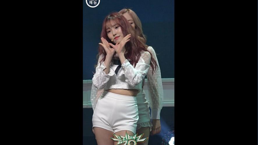 [뮤직뱅크 직캠 180504] 여자친구_유주 / 밤 [GIRLFRIEND_YUJU / TIME FOR THE MOON NIGHT / Music Bank / Fan Cam ver.]