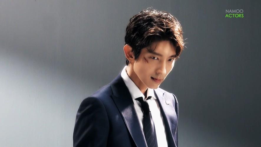 [이준기] tvN '무법변호사' 포스터 촬영현장