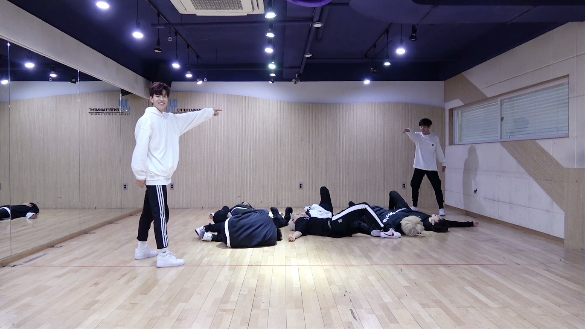 "Stray Kids(스트레이 키즈) ""Mirror"" Dance Practice (Part Switch Ver.)"