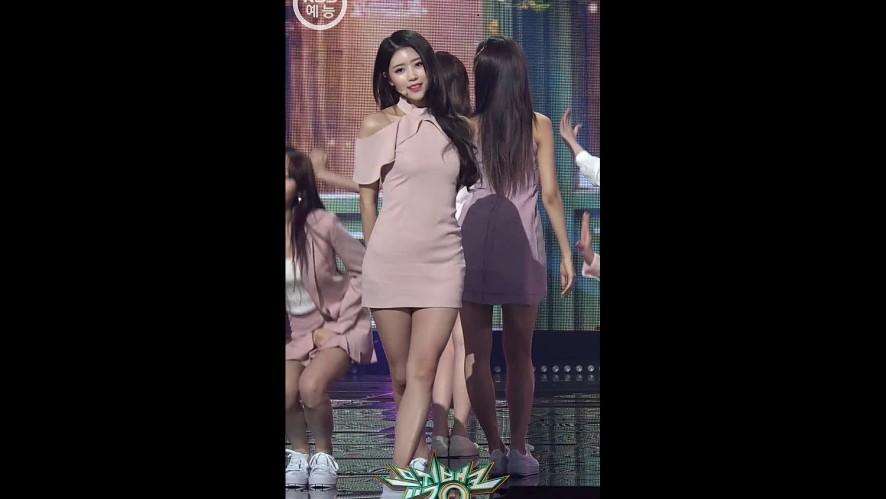 [뮤직뱅크 직캠 180504] 러블리즈_이미주 / 그날의 너 [LOVELYZ_LEE MI JOO / THAT DAY / Music Bank / Fan Cam ver.]