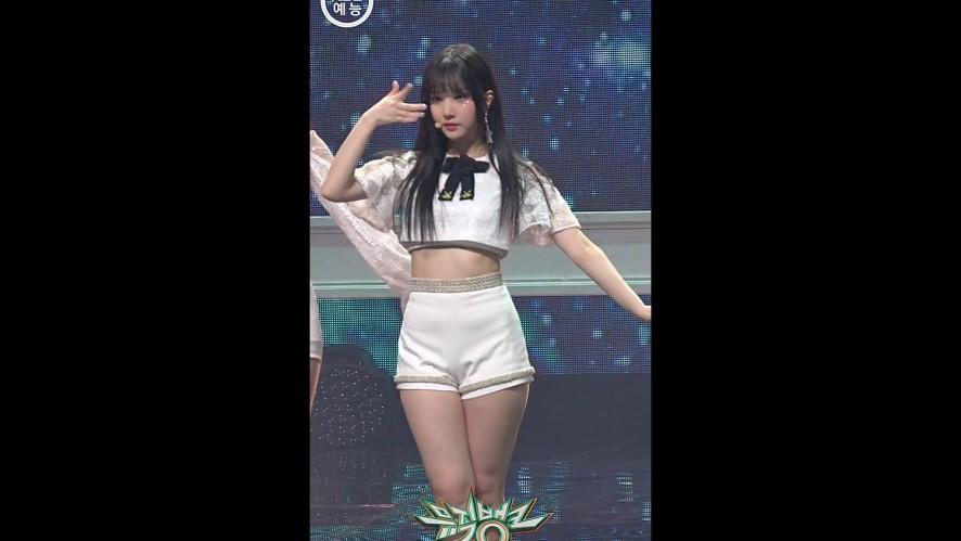 [뮤직뱅크 직캠 180504] 여자친구_은하 / 밤 [GIRLFRIEND_EUNHA / TIME FOR THE MOON NIGHT / Music Bank /Fan Cam ver.]