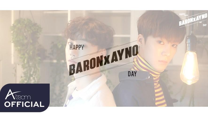 Happy BaRon & Ayno Day_Making Film