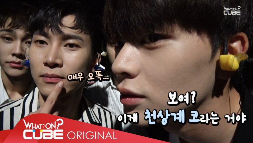 비투비 - 비트콤 #48 (대만 BOB 콘서트 비하인드)