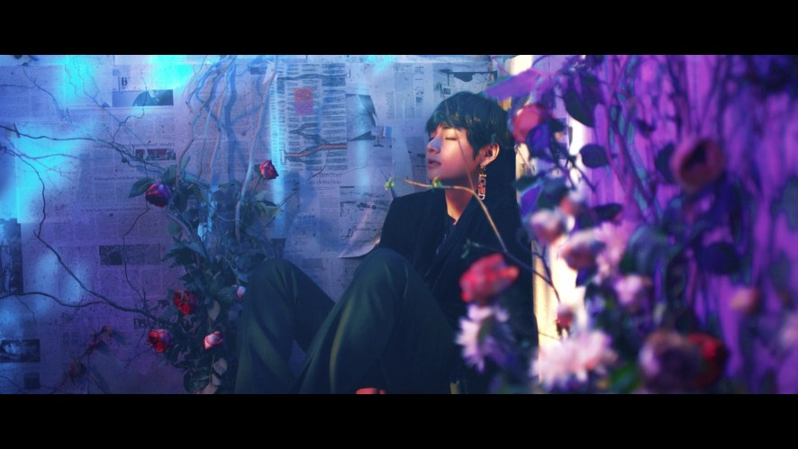 BTS (방탄소년단) LOVE YOURSELF 轉 Tear 'Singularity' Comeback Trailer
