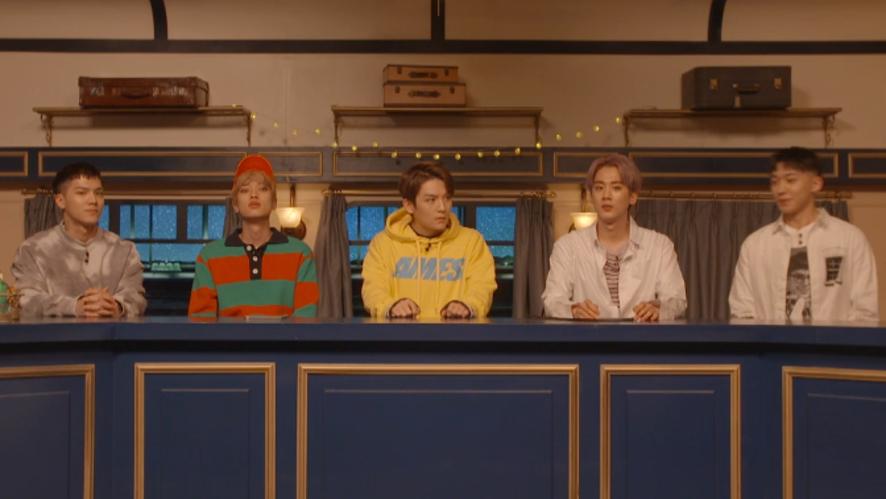 [Full] TEENTOP X Happiness Train - 틴탑의 행복행!