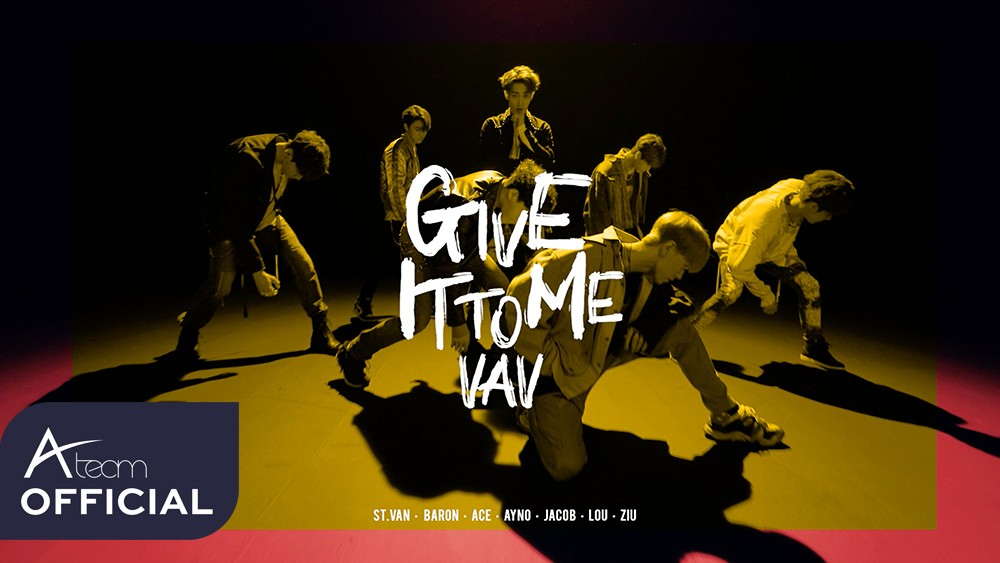 VAV(브이에이브이)_'Give It To Me' Performance Video