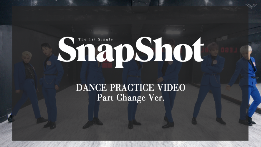 IN2IT - SnapShot DANCE PRACTICE VIDEO (Part Change Ver.)