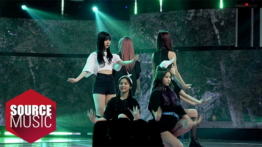 [Special Clips] 여자친구 GFRIEND - 밤 (Time For The Moon Night) @ SHOW CHAMPION