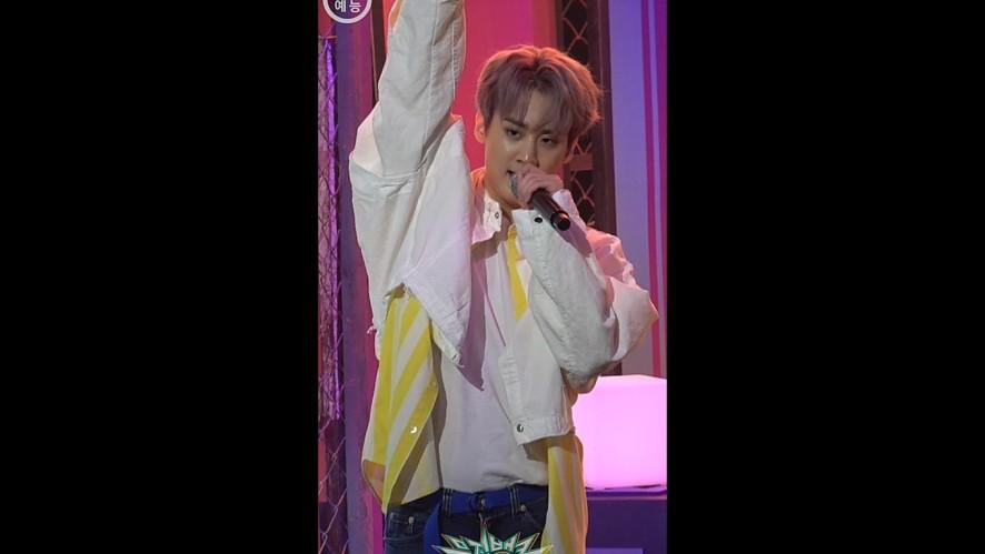 [뮤직뱅크 직캠 180511] 틴탑_천지 / 서울밤 [TEE TOP_CHUNJI / SEOUL NIGHT / Music Bank / Fan Cam ver.]