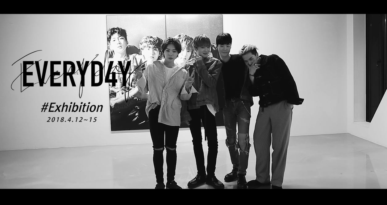 WINNER - 'EVERYD4Y' EXHIBITION